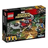 LEGO Marvel Super Heroes 76079 - Ravager-Attacke, Superhelden-Spielzeug