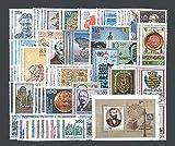 Goldhahn DDR Jahrgang 1990 postfrisch komplett Briefmarken für Sammler