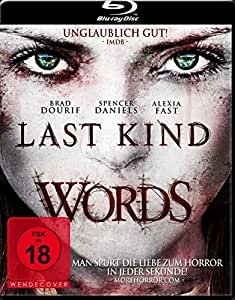 Last Kind Words (Blu-Ray)