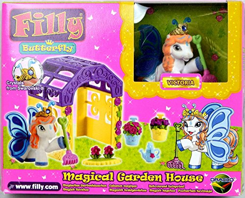 Filly Butterfly Magical Garden House Victoria Set 5von 6