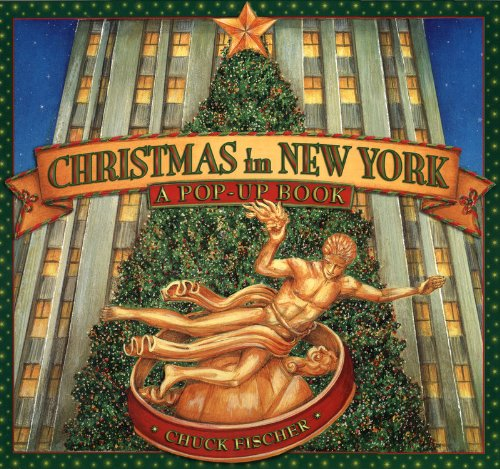 Christmas in New York: A Pop-Up Book -