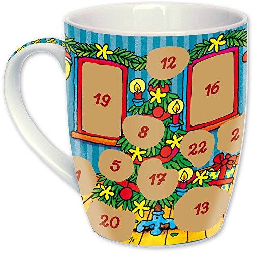 614F-IM-IsL Die Adventszeit mit besonderen Tassen genießen