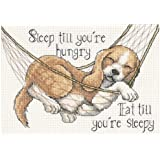 Dimensions Counted Cross Stitch Kit, The Good Life