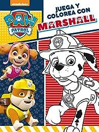 Juega y colorea con Marshall par Nickelodeon