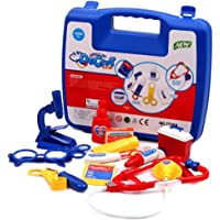 FunBlast Doctor Kit for Kids - Doctor Kit Toy with Carry Case - Pretend Play Toys for 3+ Kids,Boys,Girls Role Play Toys…