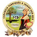Caramels d'Isigny - Caramels d'Isigny Fondants beurre salé 250 g - Made in Calvados
