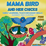 Children's Book: Mama Bird and Her Chicks. Children's books about animals & picture books for kids. (Bedtime Beginner Books  for Ages 2-8) (I Can Read; ... Rhymes  collection) (English Edition)