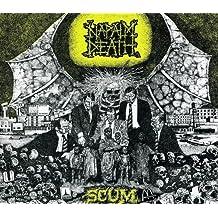 Scum (FDR Remastered Digipak with Bonus Tracks) by Napalm Death