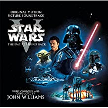 Star Wars Episode V: The Empire Strikes Back  (Bande Originale du Film) [Import anglais]