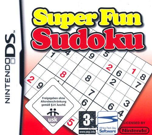 Super Fun Sudoku (Ds-fun-park)