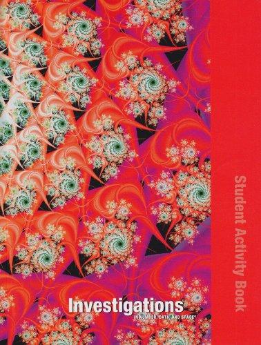 Investigations 2008 Student Activity Book Single Volume Edition Grade 2