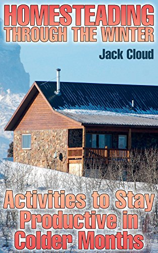 Homesteading Through the Winter: Activities to Stay Productive in Colder Months: (Winter Homestead, Farming) (English Edition)
