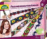Lena 42686 - Bastelset Freundschaftsbänder