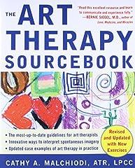 Idea Regalo - Art Therapy Sourcebook [Lingua inglese]