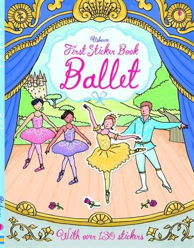 First Sticker Book Ballet par Caroline Young