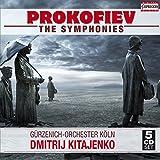 Prokofiev:The Symphonies [Dmitrij Kitajenko, Gürzenich-Orchester Köln] [CAPRICCIO: C7190]