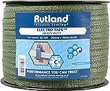 Rutland 30-149R Elektroband, 20 mm, grün
