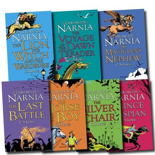 The Chronicles of Narnia Collection Pack: The Magician's Nephew, the Lion, the Witch and the Wardrobe, the Horse and His Boy, Etc. (Box-set Cs Lewis)