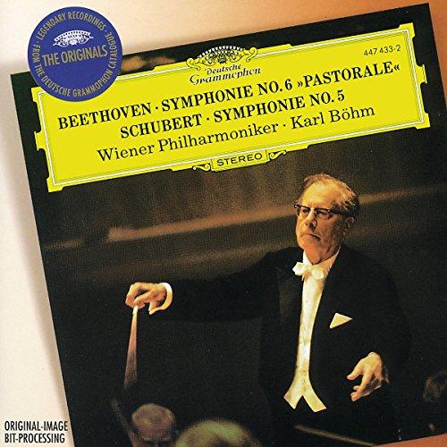 BEETHOVEN - Symphonie n°6 - SCHUBERT - Symphonie n°5
