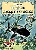 Herge Les Abenteuer des de Tim und Struppi: Le Tresor de Rackham le Rouge Poster
