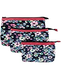 Multi Purpose Pouches And Bag(Set Of 3 L/M/S)Digital Printed - B019FBRA98