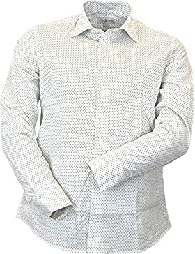 Almsach Retro Slimline Trachtenhemd Toni in verschiedenen Ausführungen