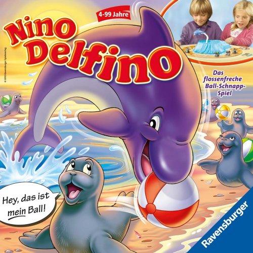 Preisvergleich Produktbild Ravensburger 22016 - Nino Delfino