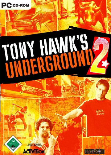 Tony Hawk\'s Underground 2