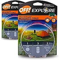 OFF! Mosquito Coils - Explore 2-Pack (6 Coils Total) preisvergleich bei billige-tabletten.eu
