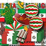 Mexiko Partydekoset groß