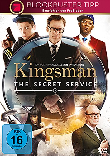 Bild von Kingsman - The Secret Service