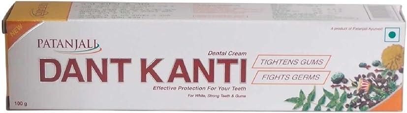 Patanjali Dant Kanti Dental Cream - 100 g