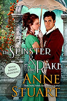 The Spinster and the Rake by [Stuart, Anne]