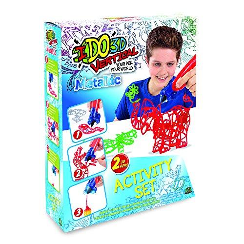 I DO 3D - Vertical Set 2 Bolis Metallic (Giochi Preziosi D3D16000)