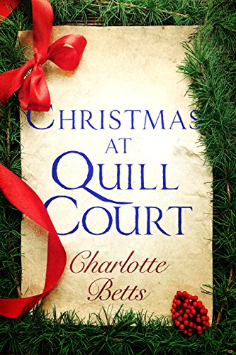Christmas at Quill Court: A Short Story (English Edition) - Bett Chateau