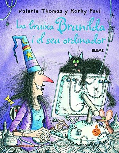 La Bruixa Brunilda i el seu ordinador