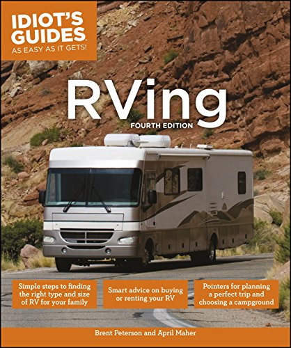 RVing, 4E (Idiot\'s Guides) (English Edition)