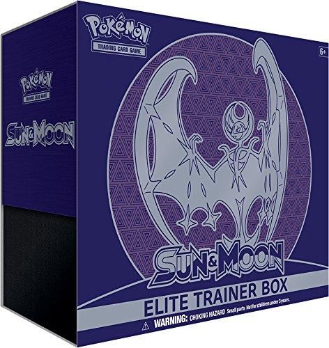 Pokémon POC433 TCG Sun & Moon Elite Trainer Box English - Zufällige Auswahl - at Random