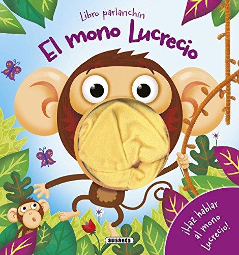 El mono Lucrecio Libro parlanchín