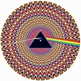 Slipmat - Tapis De Platine Effet Illusion Plusieurs Design Enregistrement Dj Vinyle x1