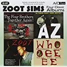 Zoot Sims : Four Classic Albums