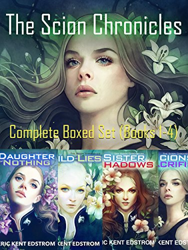 the-scion-chronicles-complete-boxed-set-books-1-4-english-edition
