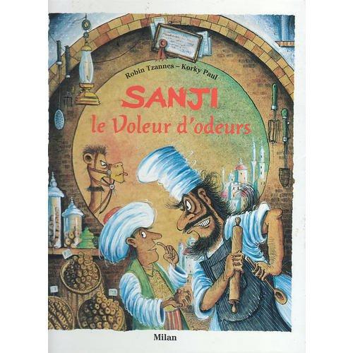 Sanji le voleur d'odeurs