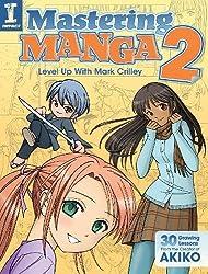 Mastering Manga 2: Level Up with Mark Crilley