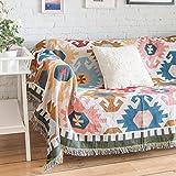 ZY Sofakissen/Baumwollsofa-Abdeckungs-Gewebe-Couch-Schonbezug 1-Piece/Strand-Picknickmatte/staubdicht/Hauptdekoration B 160 * 220cm(63x87inch)