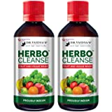 Dr. Vaidya's New Age Ayurveda | Herbocleanse Fruit and Veggie Wash |Additional Cleanser for Fruits and Vegetables | 200 ml Each (Pack of 2)