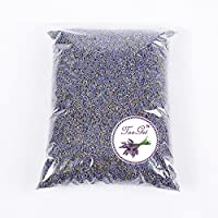 TooGet fragante lavanda orgánica seca flores al por mayor, Ultra azul grado - 1 Pound