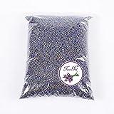 TooGet Duftende Lavendel Knospen Natürlicher Getrocknete Blumen Großhandel, Ultra Blau Grad - 450g