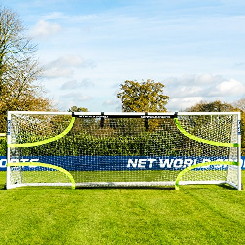 FORZA Pro Football Goal Target Sheets  Choose Your Size - 12 x 6 - 24 x 8  - Essential Training Equipment For Strikers With Their Sights Set On The Golden Boot  Net World Sports   12 x 6