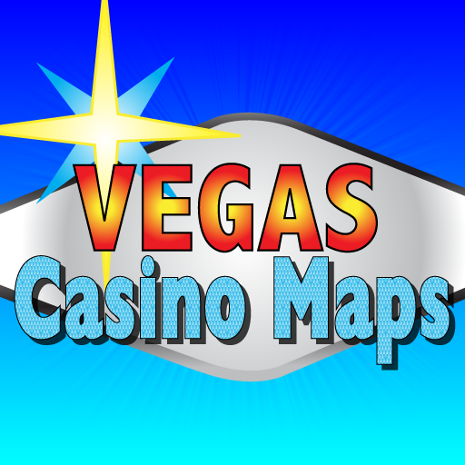Vegas Casino Maps